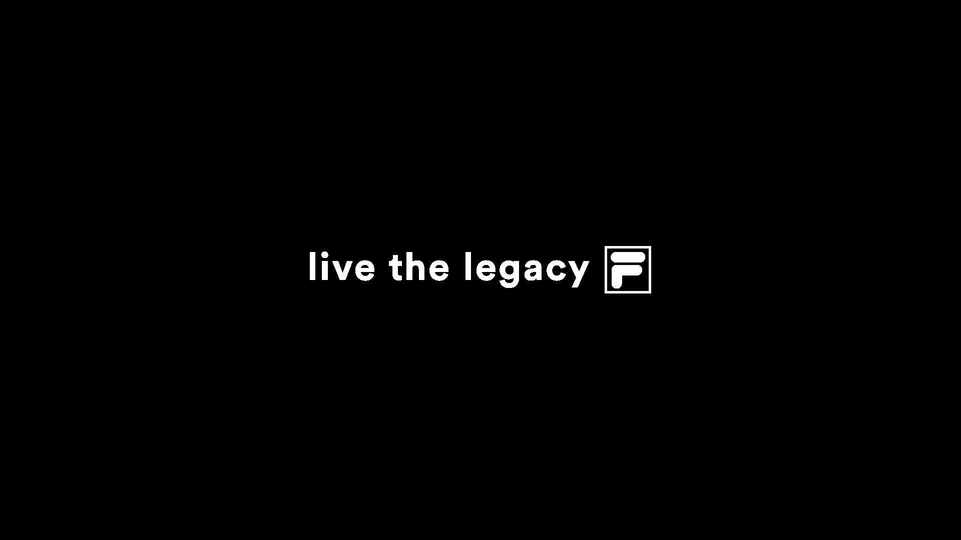 Fila Live the legacy
